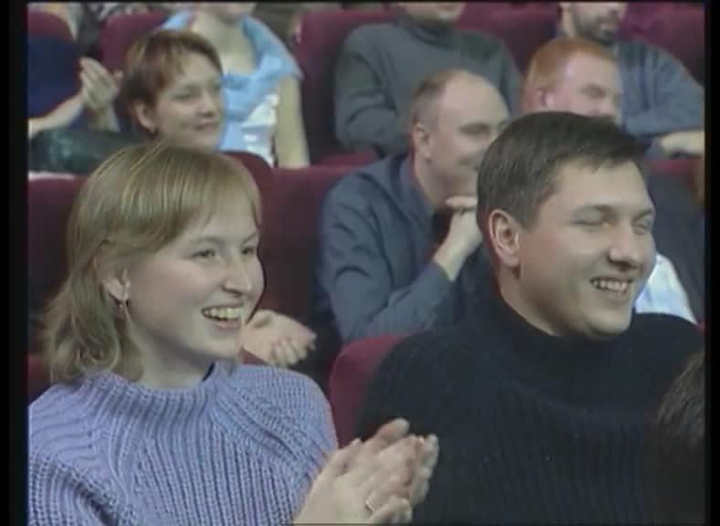 КВН 2000 КВН Высшая лига (2000) 1/4 - Уральские пельмени - Музыкалка