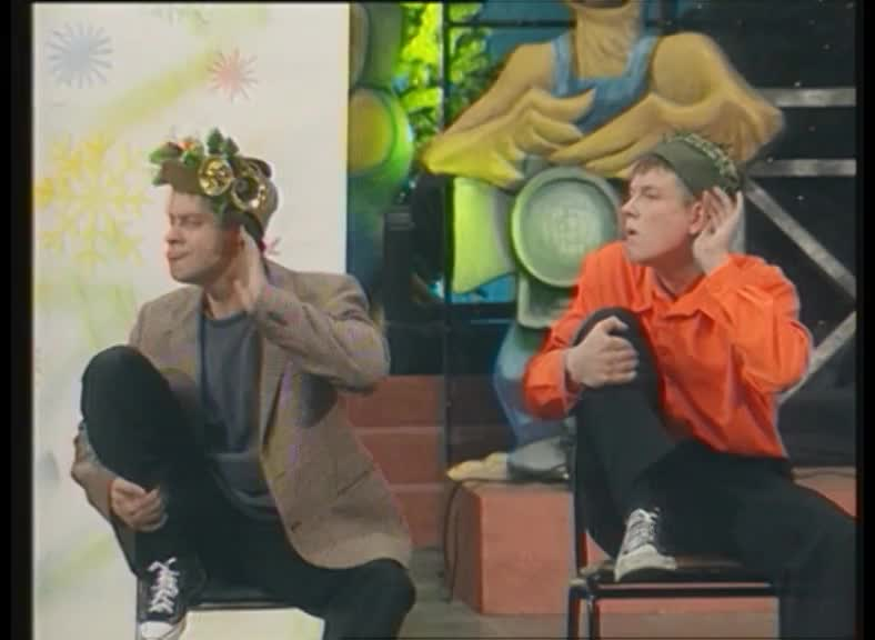 КВН 2000 КВН Высшая лига (2000) финал - Уральские пельмени - Домашка