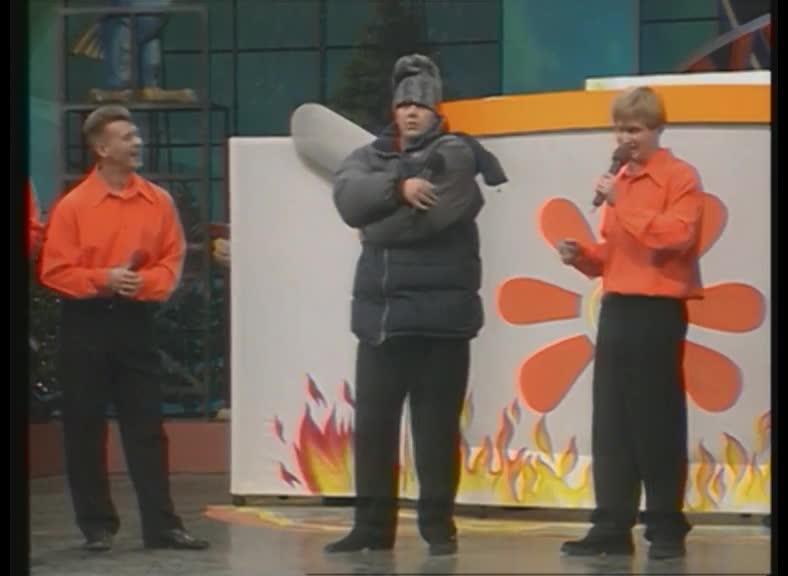 КВН 2000 КВН Высшая лига (2000) финал - Уральские пельмени - Приветствие