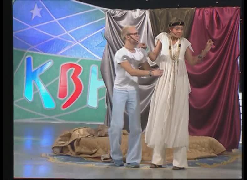 КВН 2002 КВН Высшая лига (2002) 1/2- Сборная Санкт-Петербурга - СТЭМ