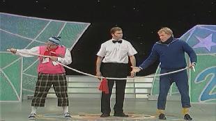 КВН 2002 КВН Высшая лига (2002) 1/4 - Уездный город - СТЭМ
