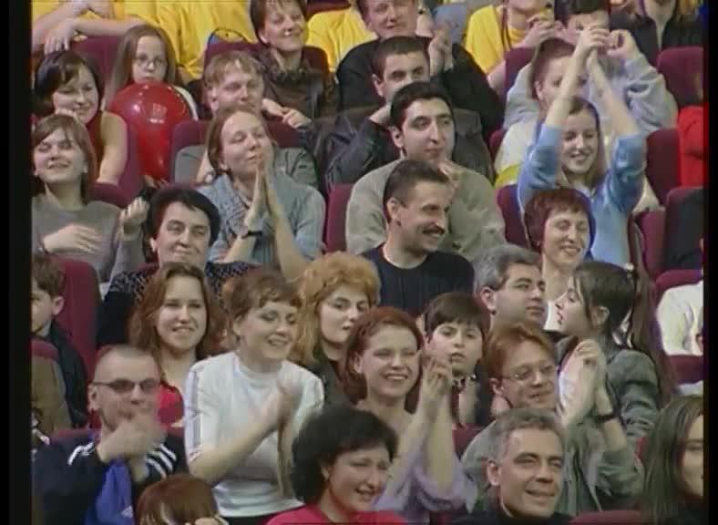 КВН 2002 КВН Высшая лига (2002) 1/8- Сборная Санкт-Петербурга - Музыкалка
