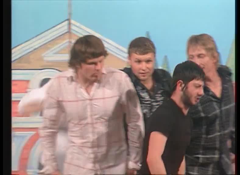 КВН 2003 КВН Высшая лига (2003) 1/4 - Утомленные солнцем - Музыкалка