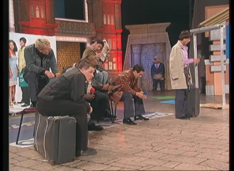 КВН 2004 КВН Высшая лига (2004) 1/2 - РУДН - Музыкальный финал