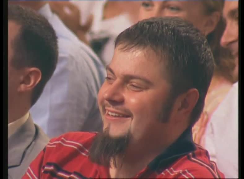 КВН 2005 Высшая лига 4 татарина 1/4 финала приветствие