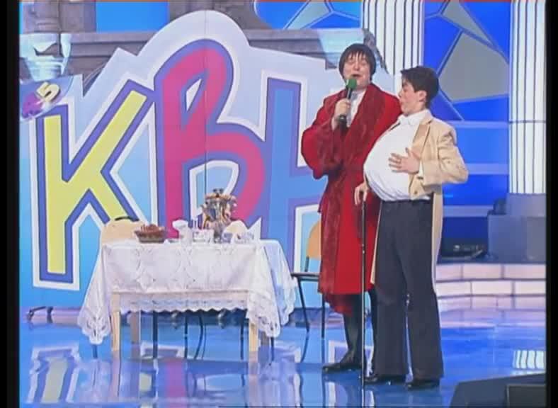 КВН 2006 Высшая лига ЛУНА 1/4 финала СТЭМ