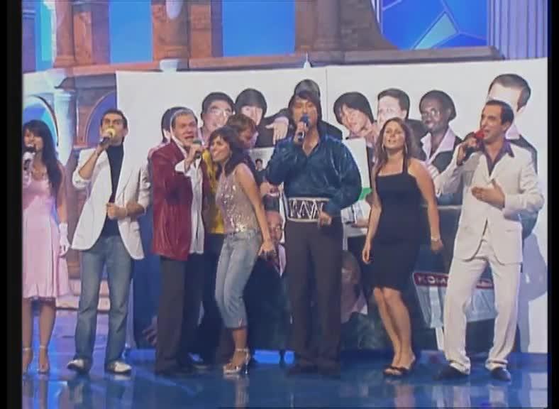 КВН 2006 Высшая лига РУДН 1/2 финала музыкальный конкурс