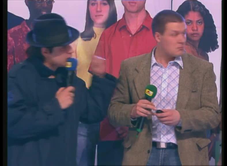 КВН 2006 Высшая лига РУДН 1/8 финала музыкальный конкурс