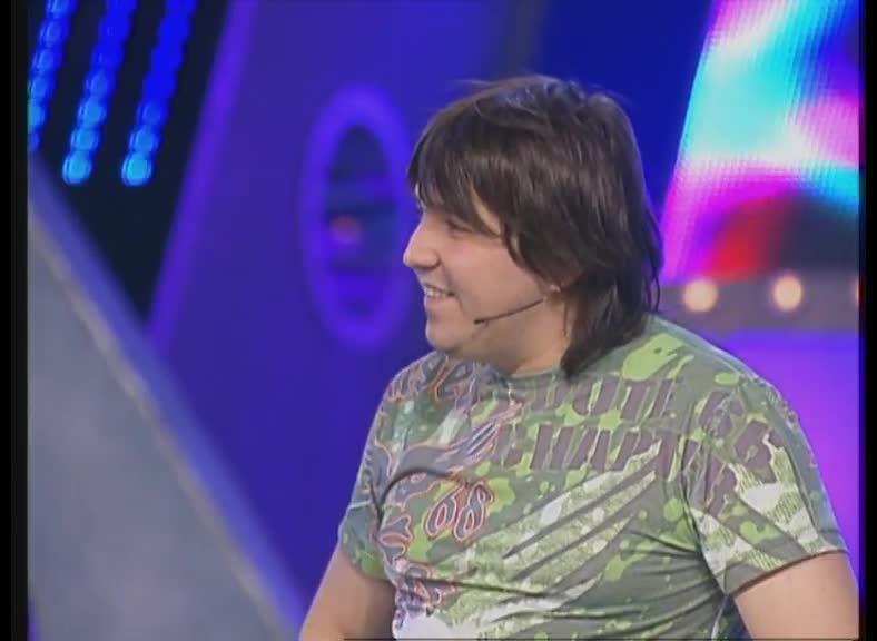 КВН 2007 Высшая лига Обычные люди 1/8 финала музыкалка