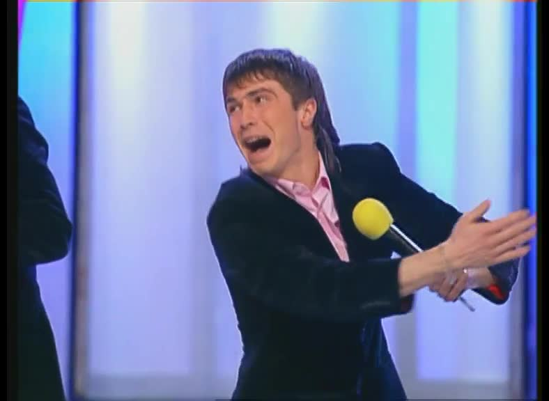 КВН 2007 Высшая лига Пирамида 1/4 финала музыкалка