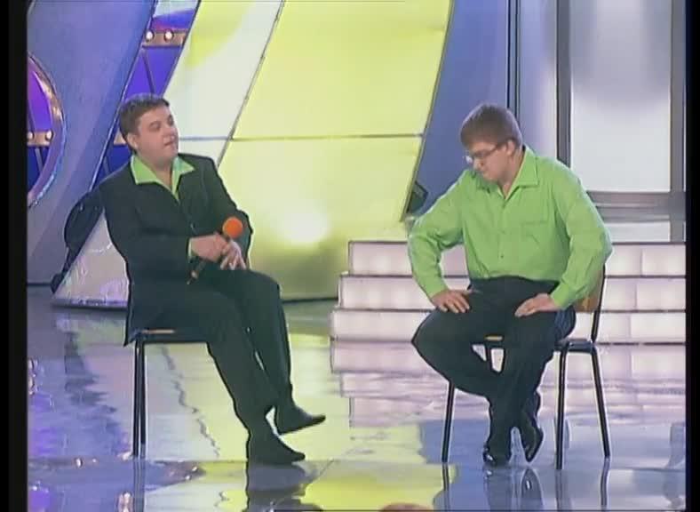 КВН 2007 Высшая лига Прима финал фристайл