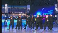 КВН 2008 Высшая лига Астана.kz 1/2 финала приветствие