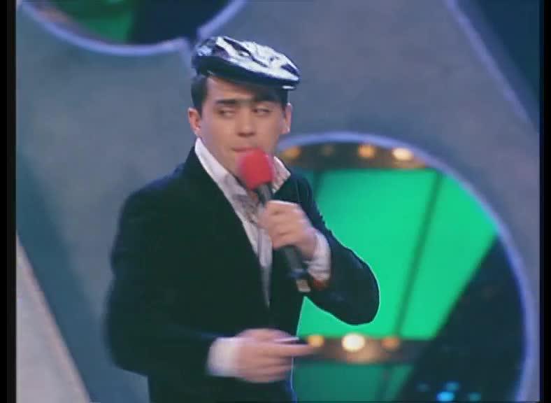 КВН 2008 Высшая лига Пирамида 1/4 финала конкурс одной песни