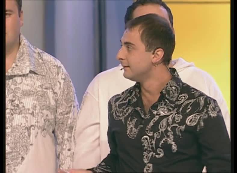 КВН 2009 Высшая лига БАК-Соучастники 1/2 финала приветствие