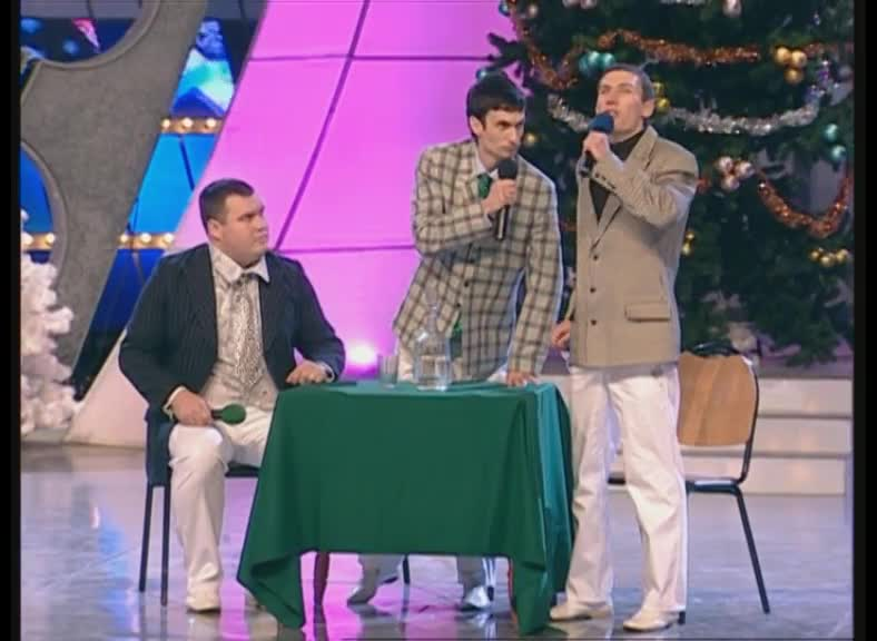 КВН 2009 Высшая лига БАК-Соучастники финал музыкалка