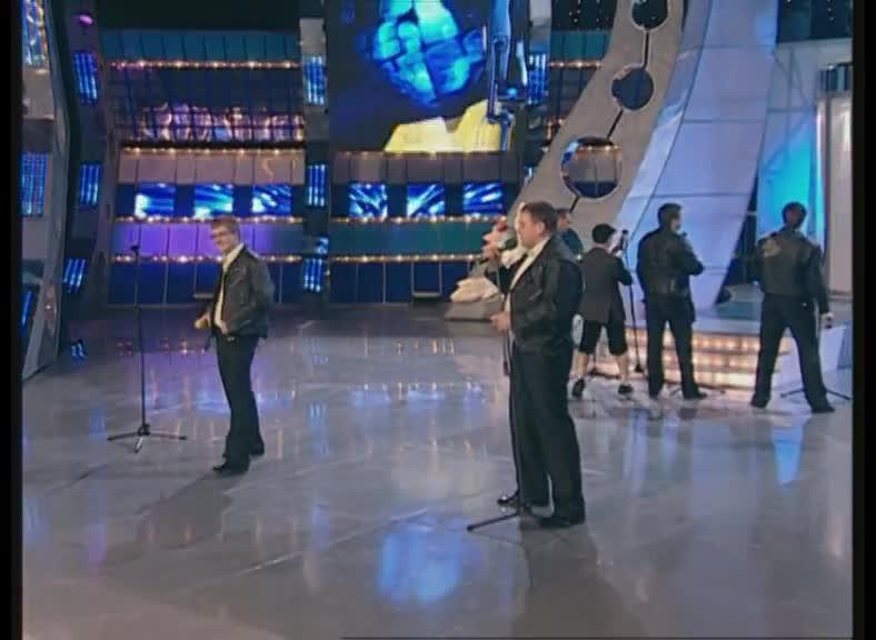КВН 2009 Высшая лига Прима 1/4 финала конкурс одной песни