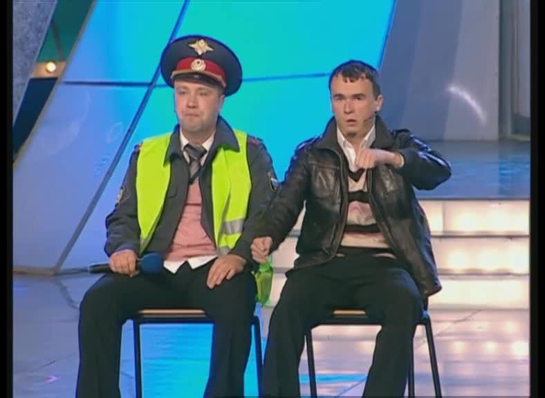 КВН 2009 Высшая лига Триод и Диод 1/2 финала музыкальный конкурс