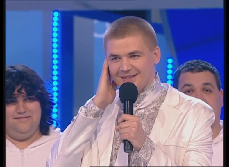 КВН 2010 Высшая лига БАК-Соучастники 1/4 финала приветствие
