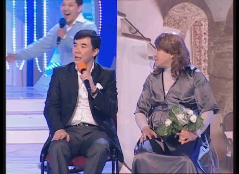 КВН 2010 Высшая лига Казахи 1/8 финала СТЭМ