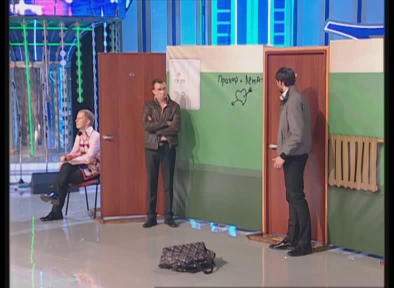 КВН 2010 Высшая лига Триод и Диод 1/4 финала СТЭМ
