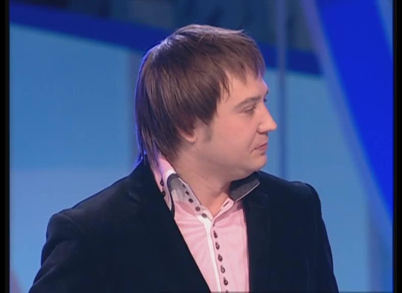 КВН 2010 Высшая лига Триод и Диод 1/8 финала приветствие