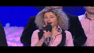 КВН 2012 Высшая лига Триод и Диод финал конкурс одной песни