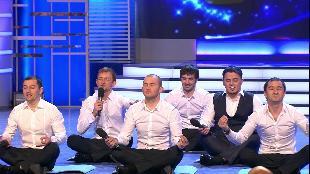 КВН. Лучшее Сезон-1 Чечня. Домашнее задание. Высшая Лига. Четвертая 1/8 2013 года.