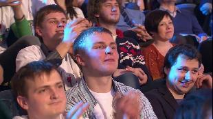КВН. Лучшее Сезон-1 Чечня. Приветствие. Высшая Лига. Четвертая 1/8 2013 года.