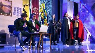 КВН. Лучшее Сезон-1 Фристайл. МИСиС. Первая 1/8 финала 2014 года