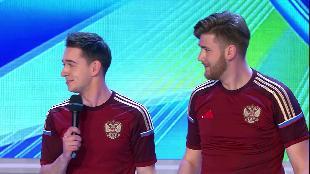 КВН. Лучшее Сезон-1 Фристайл. Оренбург. Первая 1/4 финала 2014 года.
