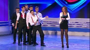 КВН. Лучшее Сезон-1 Фристайл. Тольятти. Первая 1/8 финала 2014 года