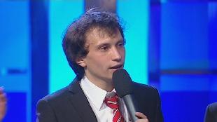 КВН. Лучшее Сезон-1 Иркутский государственный университет. Приветствие. Премьер лига. Финал 2011 года.