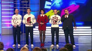 КВН. Лучшее Сезон-1 Мурманск. Приветствие. Высшая лига. Первая 1/4 2014 года
