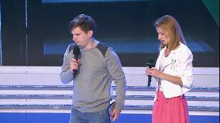 КВН. Лучшее Сезон-1 Музыкалка. Синергия. Первая 1/4 финала 2014 года.