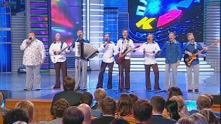 КВН. Лучшее Сезон-1 Пара-па-парам МГИМО. Конкурс одной песни. Высшая Лига. Первая 1/2 2012 года.