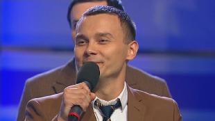 КВН. Лучшее Сезон-1 Союз. Приветствие. Премьер лига. Финал 2012 года.