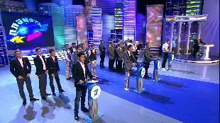 КВН. Лучшее Сезон-1 Триатлон. Высшая Лига. Вторая 1/8 2013 года.