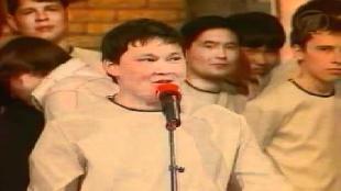 КВН Нарезки КВН Высшая лига (2003) 1/4 - Астана.kz - Разминка