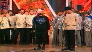 КВН Нарезки КВН Высшая лига (2003) 1/8 - Астана.kz - Разминка
