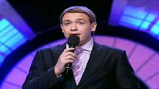 КВН Нарезки КВН Высшая лига (2007) 1/2 - МаксимуМ - Приветствие