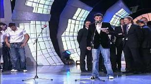 КВН Нарезки КВН Высшая лига (2007) 1/2 - МаксимуМ - Разминка