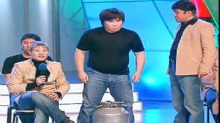 КВН Нарезки КВН Высшая лига (2007) 1/8 - Астана.kz - Фристайл