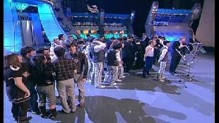 КВН Нарезки КВН Высшая лига (2008) 1/4 - МаксимуМ - Разминка