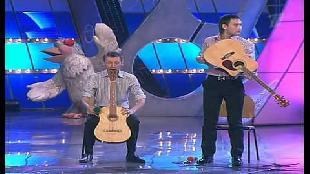 КВН Нарезки КВН Высшая лига (2008) 1/8 - МаксимуМ - Музыкалка