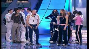 КВН Нарезки КВН Высшая лига (2008) 1/8 - МаксимуМ - Разминка