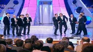 КВН Нарезки КВН Высшая лига (2008) Финал - МаксимуМ - Биатлон