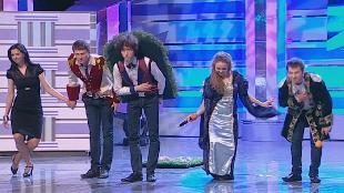 КВН. Премьер лига 2011 Сезон-1 Первая игра одной четвёртой финала