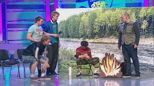 КВН. Премьер лига 2012 Сезон-1 Первая игра одной четвёртой финала