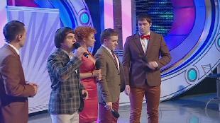 КВН. Премьер лига 2012 Сезон-1 Третья игра одной восьмой финала