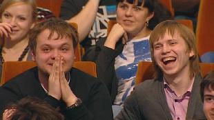 КВН. Премьер лига 2012 Сезон-1 Вторая игра одной восьмой финала